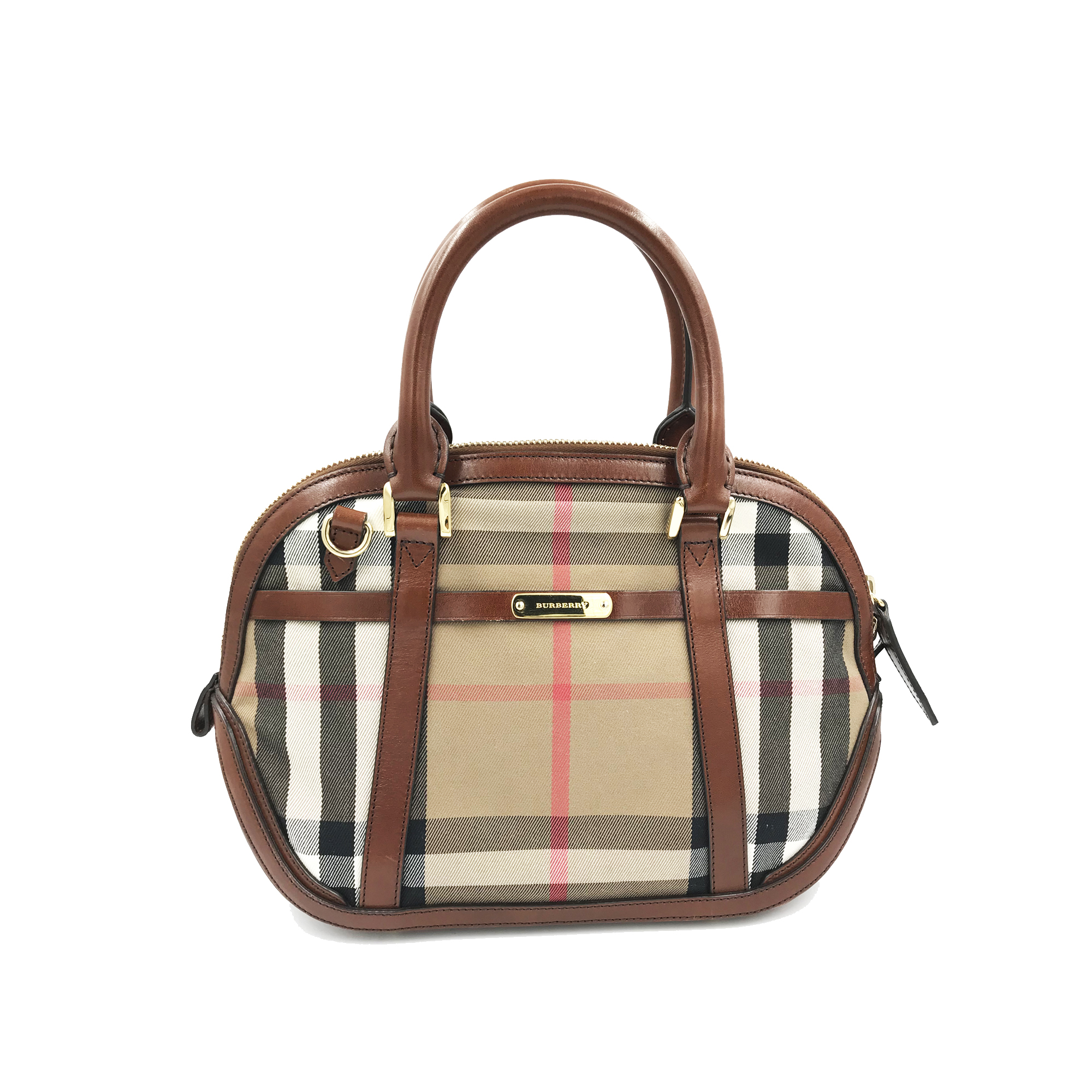 eee4e4b740e2 Burberry Small Orchard Dark Tan Ladies Tote Bag 3853773.A