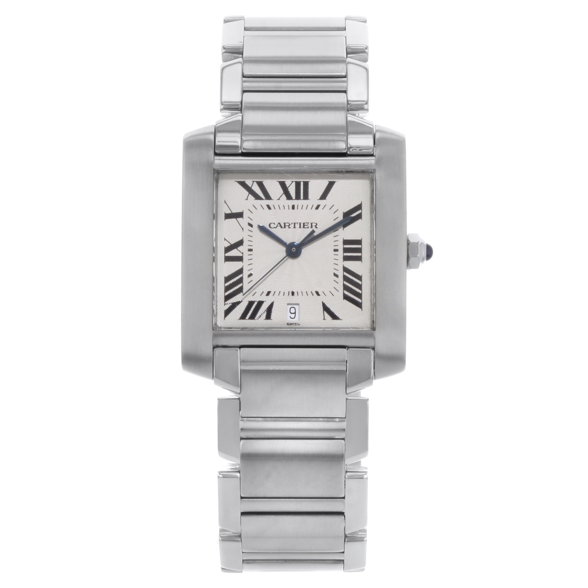 cartier watch tank vintage sold watches shop louis