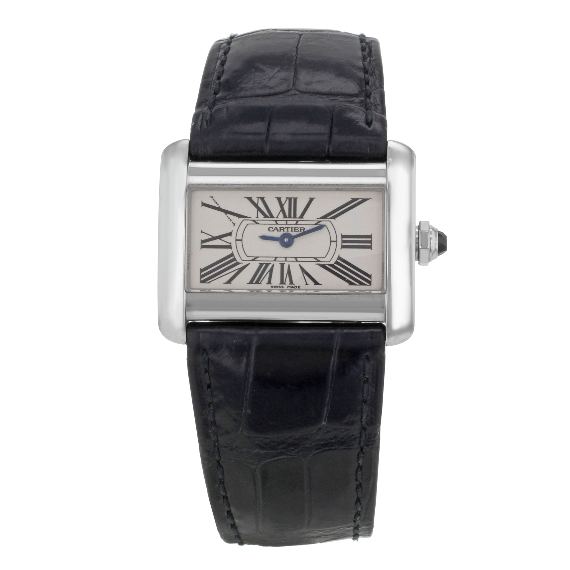 product ladies the in cherubs carat cartier gold watches tank watch francaise